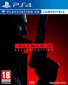 Hitman 3 - Deluxe Edition - PS4 VR