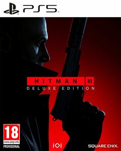 Hitman 3 - Deluxe Edition - PS5