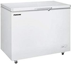 Nikai 320L Chest Freezer