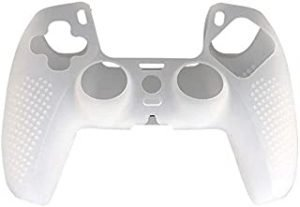 Premify Premium Quality Silicone Cover Skin for PS5 Controller