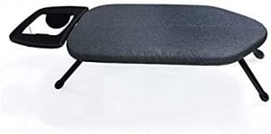 Duwee 14×25in(35x63cm)Table Top Ironing Board with Thicken Felt Padding