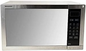 Sharp 34 Liters Microwave with Grill