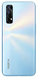 Realme 7 8GB 128GB 5000mAh 30W Fast Charge Dual SIM 4G Smartphone -Mist White