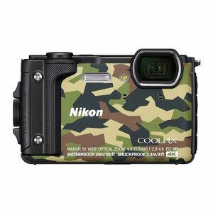 Nikon Coolpix W300 Digital Camera Green