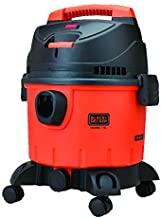 Black+Decker 1200W 10L Wet and Dry Tank Drum Vacuum Cleaner