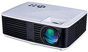 Ningshine VS768 Android 4000ANSI Lumens 1980x1080 Resolution LED+LCD Technology Smart Projector
