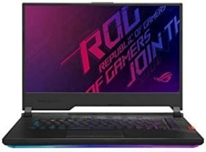 ROG Strix SCAR 15 G532LWS-HF153T Gaming Laptop (Black)