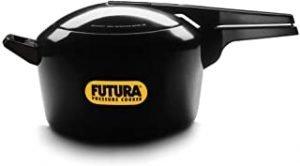 Futura 7L (Jumbo) Pressure Cooker (O70) (HWS_O70_BLK Black)
