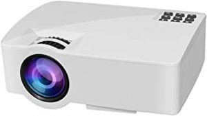 Ningshine A8 800x480 1200LM Mini LED Projector Home Theater