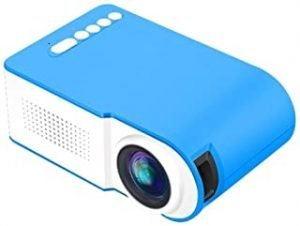 Ningshine YG210 320x240 400-600LM Mini LED Projector Home Theater