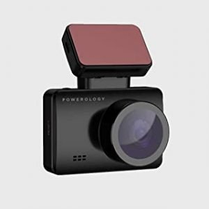 Powerology Dash Camera Pro 1080P