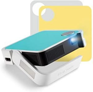 ViewSonic M1 Mini Plus Smart Ultra Portable LED Projector with Wi-Fi Screen Mirroring