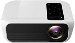 Ningshine T500 1920x1080 3000LM Mini LED Projector Home Theater