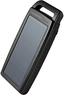 Promate Solar Power Bank Portable Charger