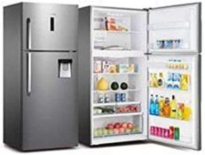 Hisense 550 Liters Double Door Refrigerator