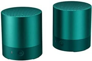 Huawei CM510 Mini Bluetooth Speaker CM510 - Emerald Green (Pack of 2)
