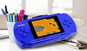 Toyshine 2.7 inch LCD Display PVP Pocket Game Console with 1 Game Card