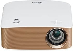 LG LED Projector CineBeam with Built-In Battery
