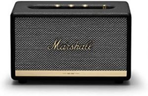Marshall MRL1001900 Acton II Bluetooth Wireless Stereo Speaker - Black (Pack Of 1)