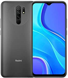 Xiaomi Redmi 9 Dual Sim 3GB RAM 32GB LTE Global Version Carbon Grey