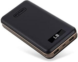 imuto 45W PD Power Bank USB C Input/Output