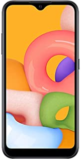 Samsung Galaxy A01 Dual SIM 16GB 2GB RAM 4G LTE (International Version) - Black