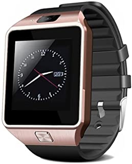 2G Smart Watch LCD Touch Screen Camera Support Nano SIM Card Pedometer Stopwatch Sleep Monitoring Smart Wristwatch