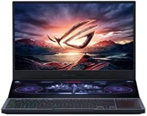 ROG Zephyrus Duo 15 GX550LXS-HC055T Gaming Laptop (Gray) - Intel i9-10980HK 2.4Ghz