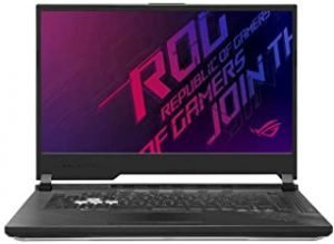 Asus ROG Strix G512LI-HN086T Gaming Laptop (Black) - Intel i7-10750H 2.6Ghz