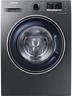 Samsung Washing Machine EcoBubble 8kg Washer WW80J5555FX