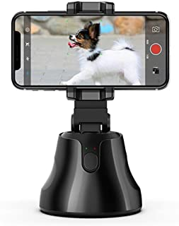Inwa Selfie Stick Gimbal Stabilizer for Smartphone 360°Rotation Auto Face&Object Tracking Smart Shooting Camera Phone Mount Men Women