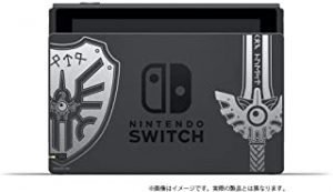 Nintendo HAD-S-KBAEA Switch Console - Dragon Quest XI Limited Edition (JP)