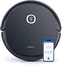 ECOVACS DEEBOT U2 Pro Smart Robot Vacuum Cleaner 2 in 1 Wet and Dry Max 800ML dust bin Plus 400ML Water Tank