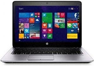 Renewed EliteBook laptop 840 G2 14-inch intel i5-5300U 8 GB 256 GB SSD with activated microsoft office and Windows 10(Renewed)