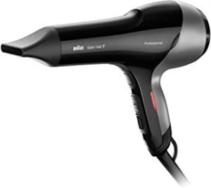 Limited Edition Braun Satin Hair 7 - HD780 SensoDryer and professional styling set