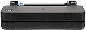 HP DesignJet Large Format Printer T230 24-inch Inkjet Color Plotter/Printer Wi-Fi