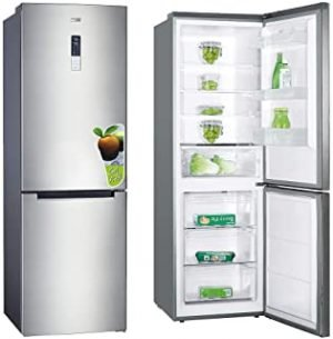 Super General Refrigerator Bottom Freezer 400 Liters SGR4001CBNF