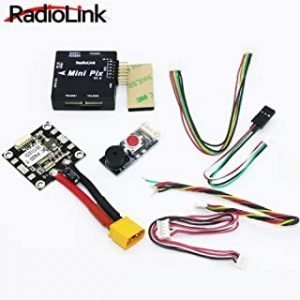 Generic Radiolink Mini PIX Flight Control V1.0 Top Configuration Vibration Damping by Software Atitude Hold for Pixhawk RC Racer Drone