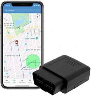 Brickhouse Security Brickhouse Security TrackPort OBD II Plug-In Covert Fleet/Vehicle Tracker with Real Time Tracking (Single)