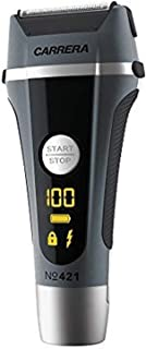 CARRERA 421 Professional Electric Shaver & Precision Trimmer for Men