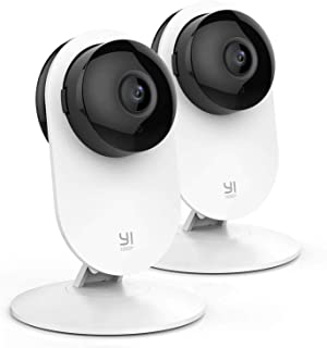 YI 2pc Security Home Camera