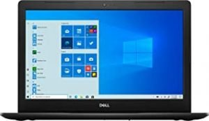 "2020 Latest Dell Inspiron 3593 Laptop 15.6"" HD Touchscreen Display Core I7-1065G7 Up to 3.9GHz 12GB 512GB PCIe NVMe SSD Intel Iris Plus Graphics Bluetooth Webcam WIN10 Black"