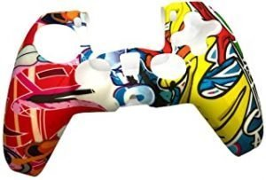 Flexible Silicone Cover Skin for PS5 Controller