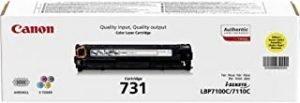 Canon 731Y Toner Cartridge