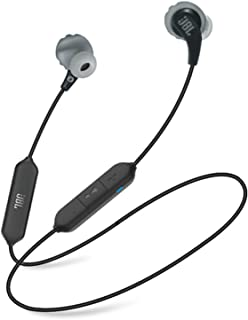 JBL JBLENDURRUNBTBLK Endurance Run BT Sweat Proof Wireless in-Ear Sport Headphones (Black)