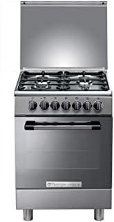 Tecnogas Superiore - Gas Cooker 60/60cm 67L Gas Oven P3X66G4VC 1 Year Warranty Made in Italy.