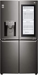 LG 889 Litres Side by Side Refrigerator with InstaView Door in Door