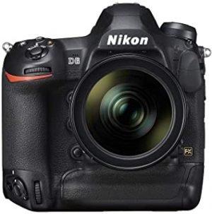 Nikon D6 FX-Format Digital SLR Camera Body