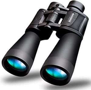 HD High Magnification 20X60 Binoculars Focus Optical Lens Vision FMC Multi-Layer Coating Aerial View Night View Telescop