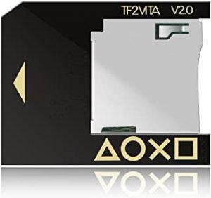 Micro Trader SD2VITA PSVSD Adapter for PS VITA 3.60 HENKAKU Micro SD Adapter Memory Card